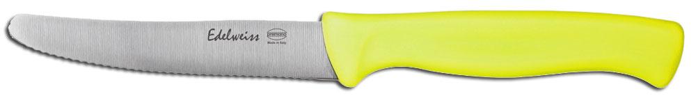 2030-Box 6 Table Knife Wavy Edge Yellow